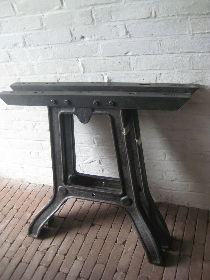 Bistro Table Base Iron Bistro Cast Iron Table Base 1026bc