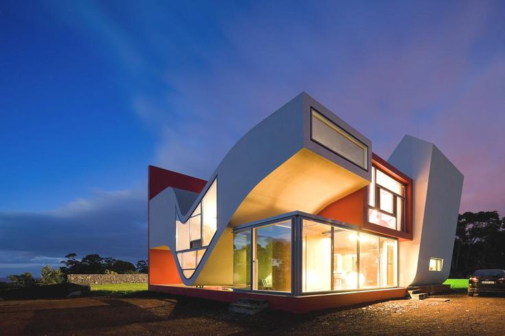 Contemporary House on the Flight of Birds, Azores - Adelto
