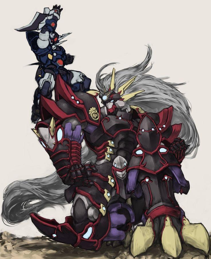 Ialdabaoth, Mecha, Super Robot Taisen, SRW, SRT