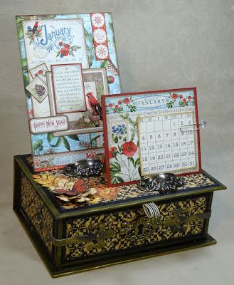 Mini Calendar print-outs for 2017