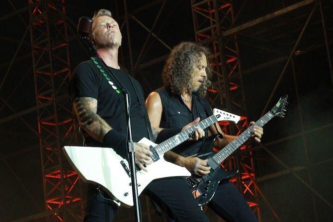 Metallica Live in Jakarta: Penantian Panjang Berakhir Klimaks