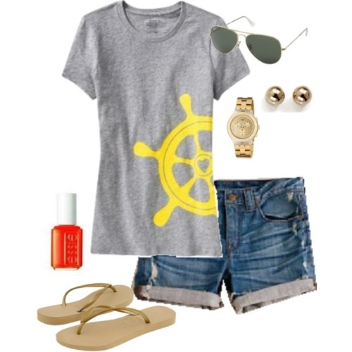 love: Shoes, Fashion, Summer Day Outfits, Style, Clothes, Casual Summer Outfits, Memorial Day, Closet, Shirt