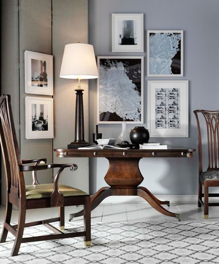 80 Best Hickory Chair Images On Pinterest  Hickory Chair Glamorous Hickory Dining Room Chairs Inspiration