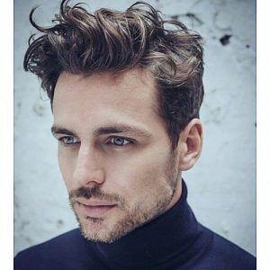 Medium Hairstyles Men medium mens hairstyle for wavy hair 20 Best Medium Hairstyles For Men