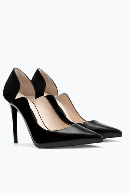Heel, Yeah! 21 Black Pumps For Fall #refinery29 http://www.refinery29.com/stylish-black-pumps-fall#slide17