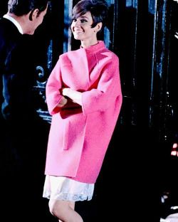 Audrey Hepburn in How to Steal a Million