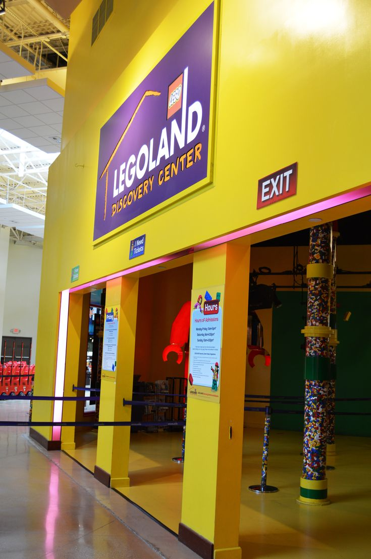 Things To Do In Dallas, TX : LEGOLAND Discovery Center