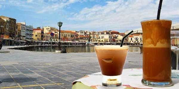 Got Coffee?: Greek Iced Coffee Recipe