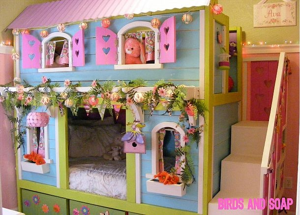 17 Best Images About Girls Rooms On Pinterest