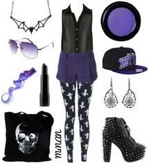 ♒Pastel Goth Outfits♒