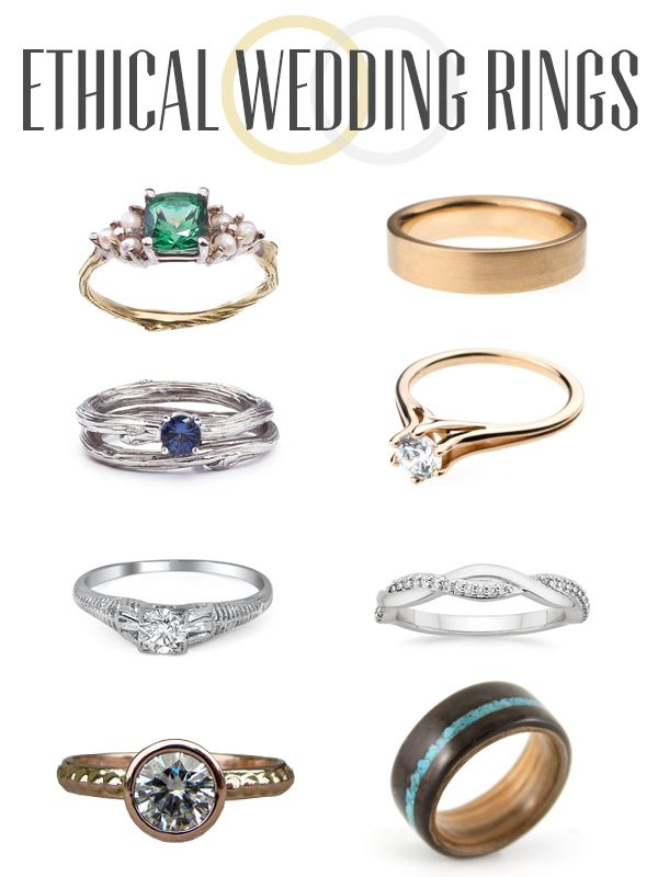 The Thoughtful Bride: Rings