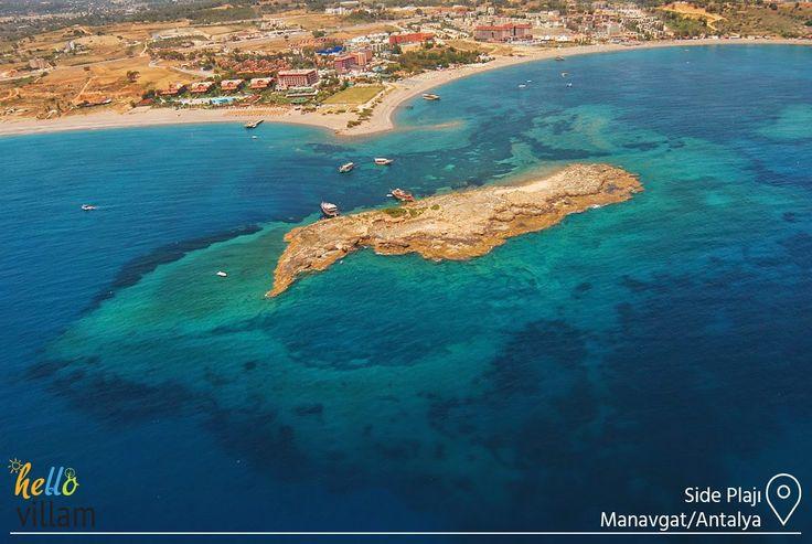 Deniz kıyısında muhteşem bir açık hava müzesi 😃