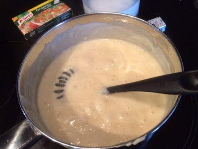 Lekker eten met Marlon: Basis saus - bechamelbasis - witte saus