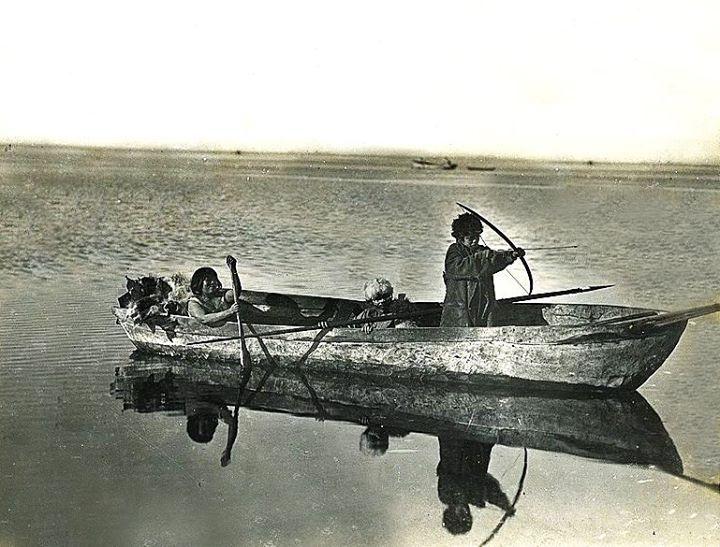 Pobladores yaganes,Tierra del Fuego fines del siglo XIX