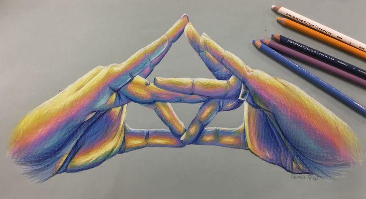 The Legend of Zelda Triforce By Lauren