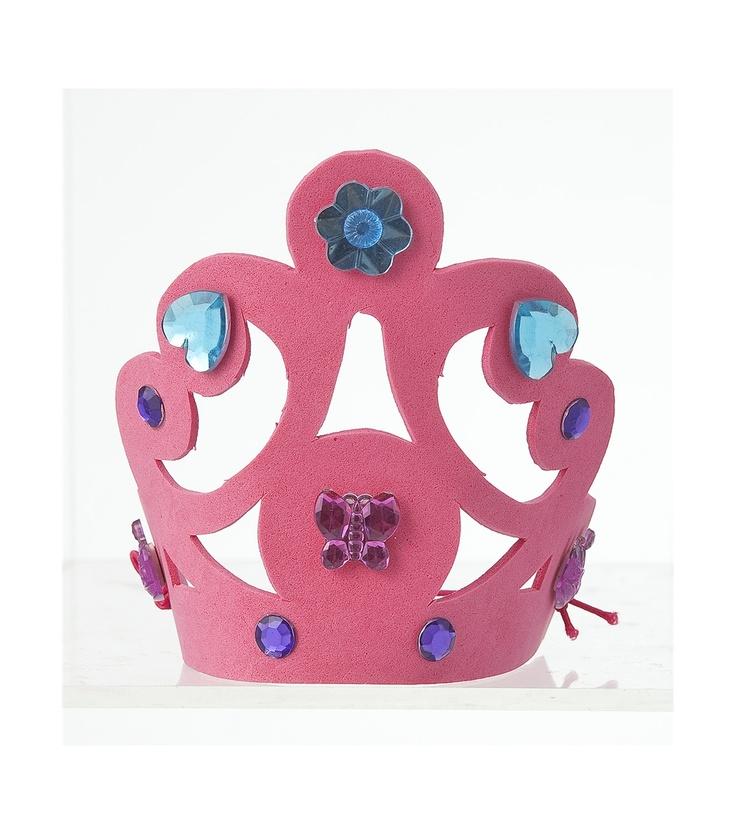 crée une couronne de princesse - HEMA