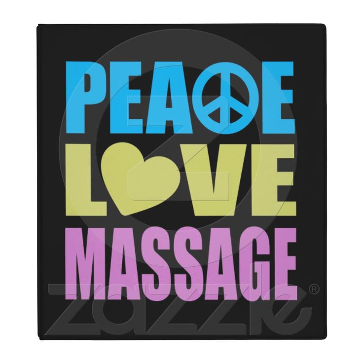 Peace Love Massage 3 Ring Binder from Zazzle.com Come to Fulcher's Therapeutic Massage in Imlay City, MI and Lapeer, MI for all of your massage needs! Call (810) 724-0996 or (810) 664-8852 respectively for more information or visit our website lapeermassage.com!