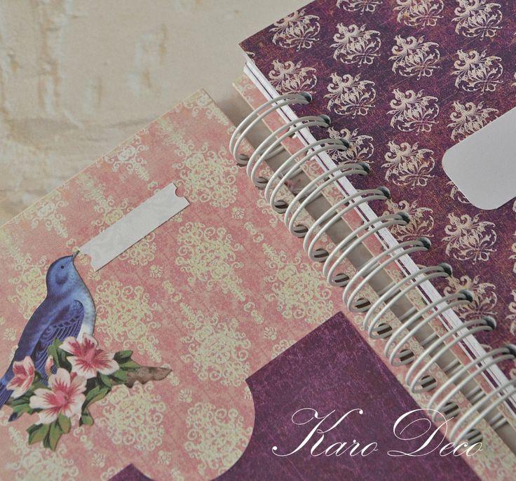 Notatnik / planner, tilda