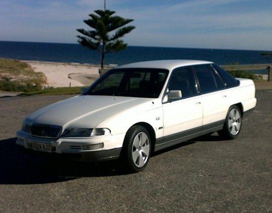1995 Statesman sedan
