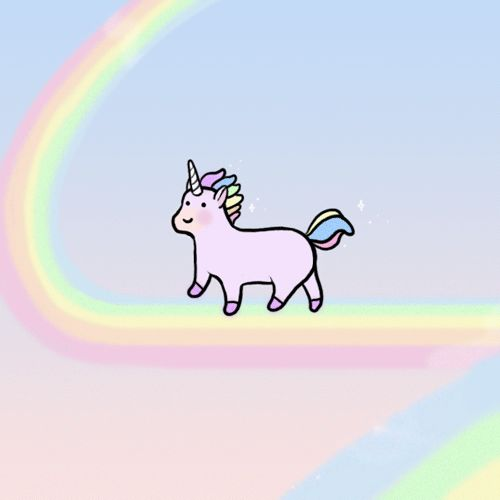 "stefanieshank: "" happy national unicorn day! """