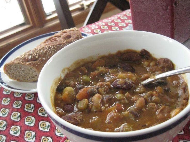 Super Seven Bean Soup — Blog: Quick, Easy & Healthy Dinner Recipes for Moms & Kids — FamilyEducation.com