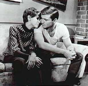 Judy Carne & Pete Duel - Sitcoms Online Photo Galleries