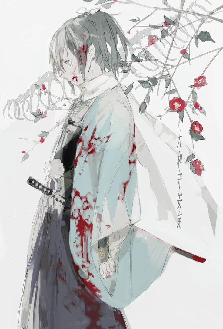 Yamatonokami Yasusada, Yamato no Kami, 大和守安定 | Touken Ranbu