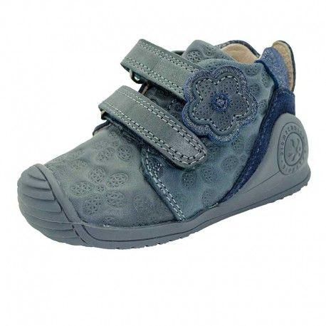 Zapatos azules En Fant infantiles Bl4Xqoshpa