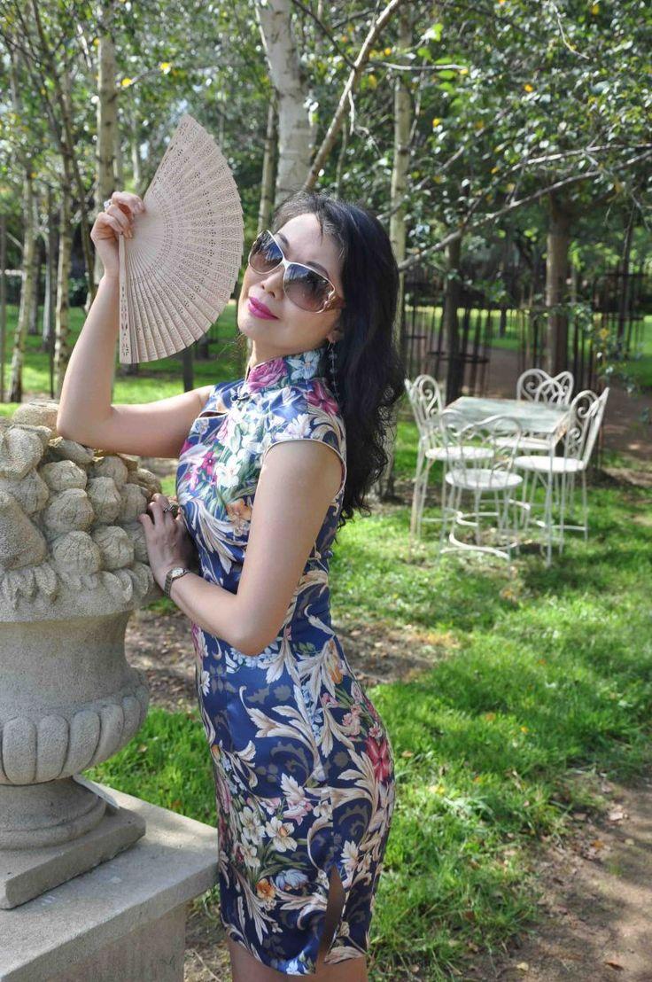The Tale Of A Qipao 旗袍 (Chi-Pao) - It's Not All About Suzie Wong