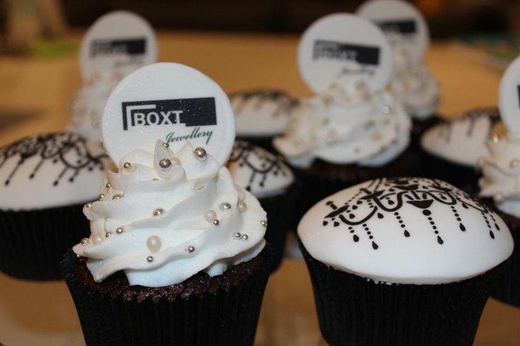Custom made Boxt Jewellery Cupcake Creation