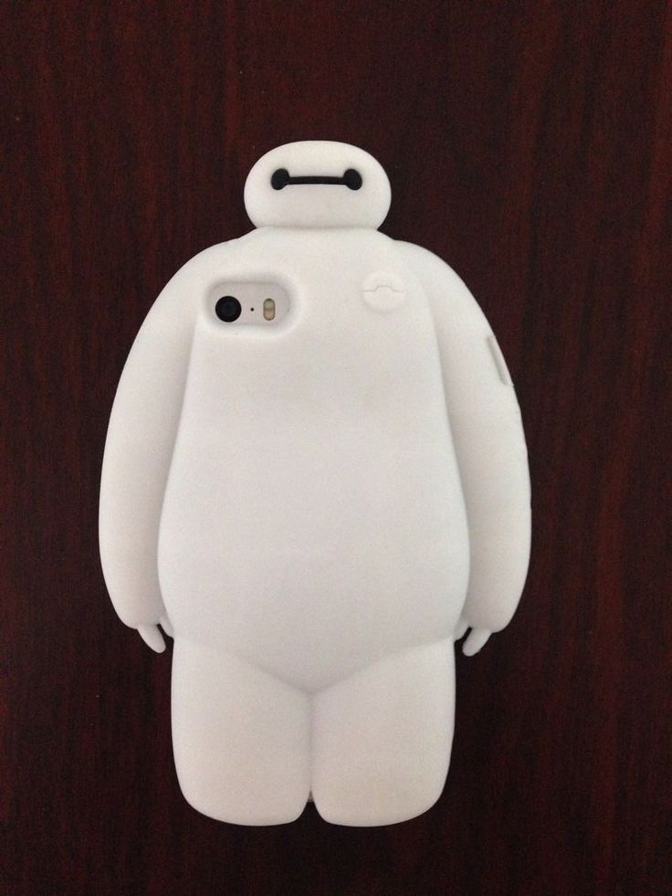 2015 Newest Fashion cute cartoon 3D lovely Big Hero 6 Baymax Soft Silicone Cover Back Rubber Phone Case For iPhone 5 5s Case-in Phone Bags & Cases from Phones & Telecommunications on Aliexpress.com | Alibaba Group