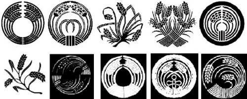Камон 家紋 - семейный герб | Школа боевых искусств в Москве. Искусство владения мечом. Японский меч, катана, иай, нагината, шест бо, кодати, яри, копье