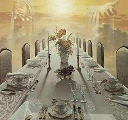 He Prepares A Table Before Us Beautiful Stories