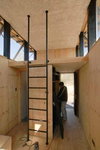 Designline Licht – Projekte: Zeltsames Ferienhäus…