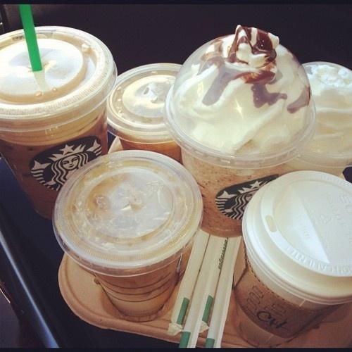 Starbucks ❤