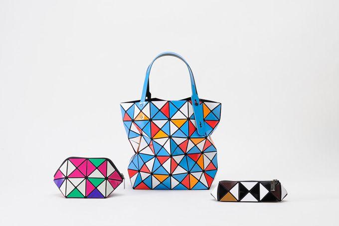 Геометрические сумки BAO BAO от ISSEY MIYAKE - BESTIN.UA