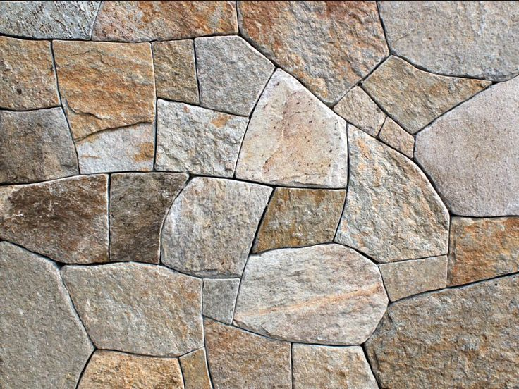 Colonial Tan Mosaic Natural Stone Veneer Beautiful Colors