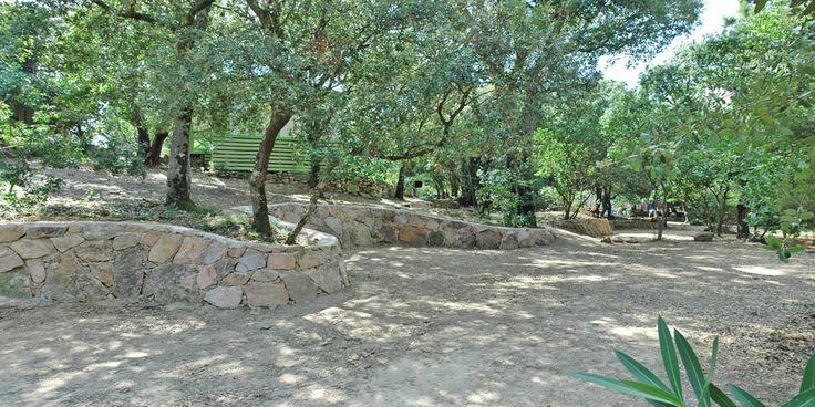 Parc camping à Porto Vecchio