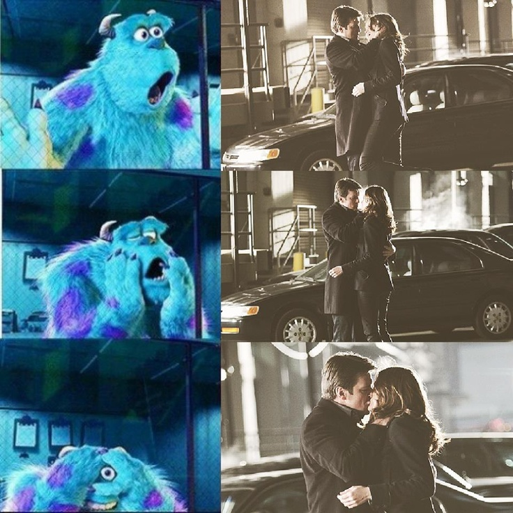 Hahaha so funny.. I just couldn't resist pinning it. Castle!!! <3
