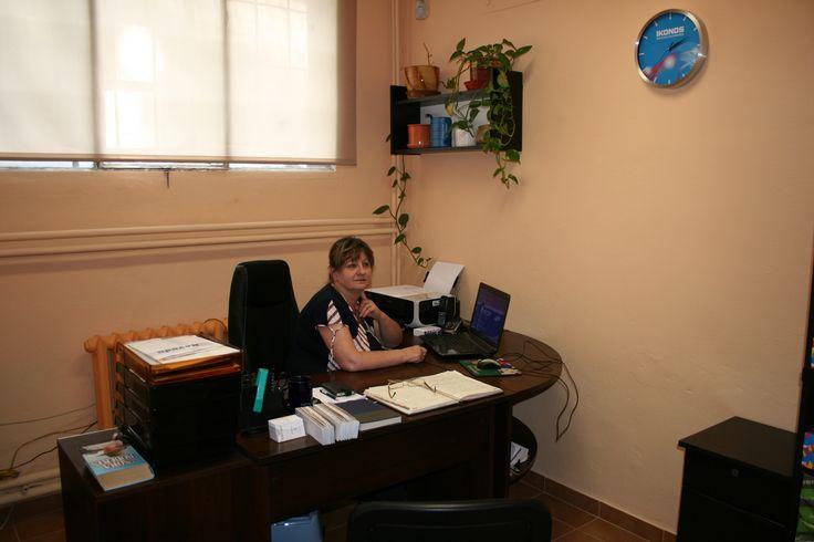 Biuro z przemila obsluga. ZAPRASZAMY