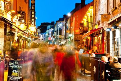 Latin Quarter Tour, 24th Aug.  Come for a wonderful walk that incorporates Galway's Latin Quarter and see what this section of the city has to offer for local and visitor alike. There is something for everyone to enjoy.