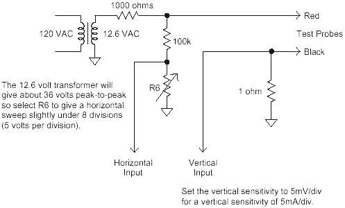 Volt Amp Curve Tracer 2