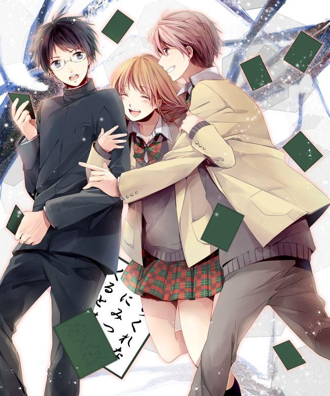 Chihayafuru Season 3: 83 Best Chihayafuru Images On Pinterest