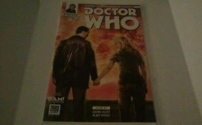 Doctor Who:  New  Adventures With The Ninth Doctor Issue # 1 April 1975