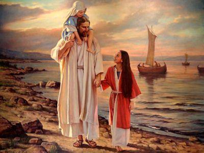 Caminhada de Jesus