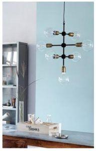 Lampy Industrialne W Domowych Pomieszczeniach