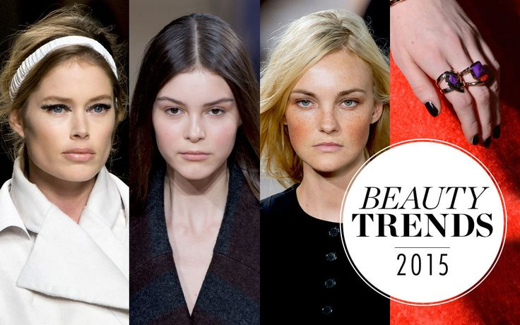 Beautytrends - Die Top 5 Beauty-Looks vom Runway