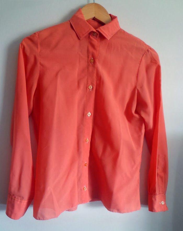 Camisas Coral Femininas