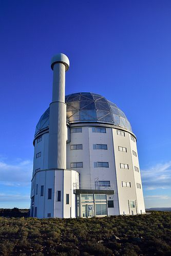 Sutherland observatory, Sutherland, Northern Cape, South Africa | by South African Tourism