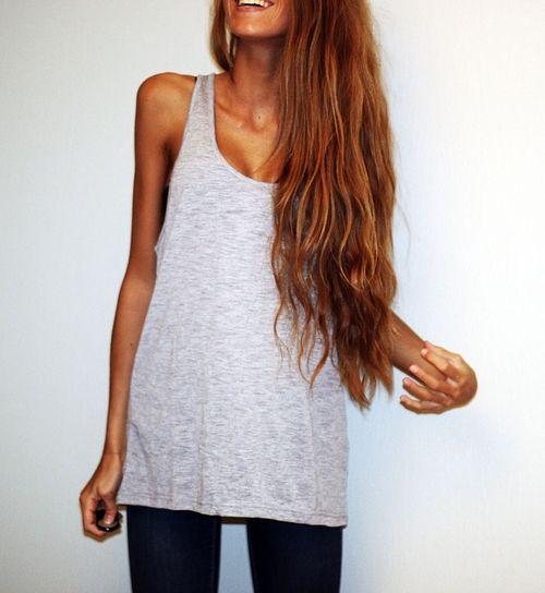 longg hair